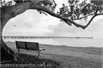 Shorncliffe Jetty March 2011 - Julie White